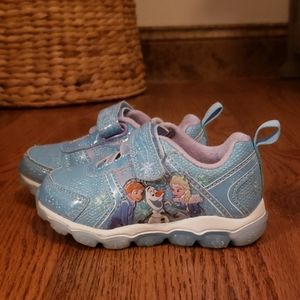 Frozen Light up toddler sneakers